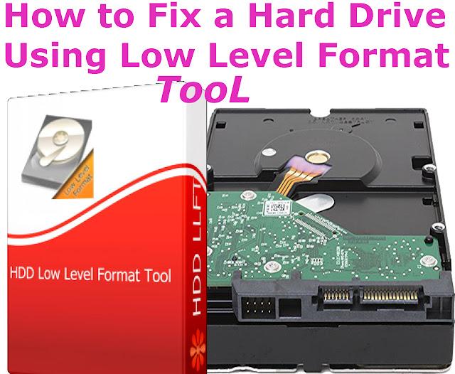 Cara memperbaiki Hardisk Menggunakan HDD Low Level Format Terbaru