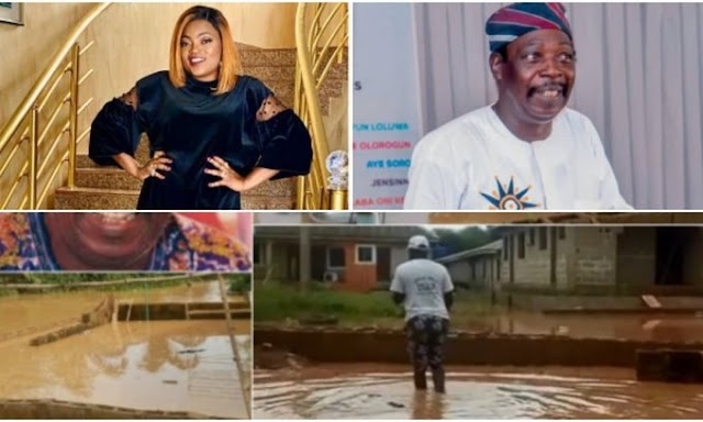 Funke Akindele did not buy me a house – Pa James Ajirebi cries out, spills the truth. VIDEO