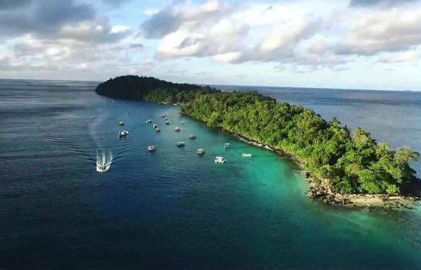 Rubiah Island, tourist attractions in Aceh