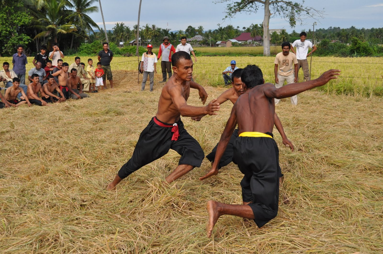 Mengenal Olahraga Tradisional Geudeu - Geudeu Yang Berasal ...
