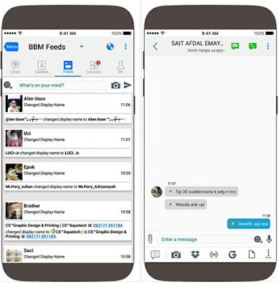 BBM Like_iOS v3.3.1.24 Update v2