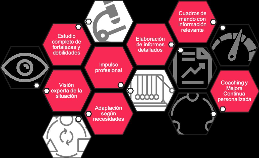 servicios metodologicos y de procesos