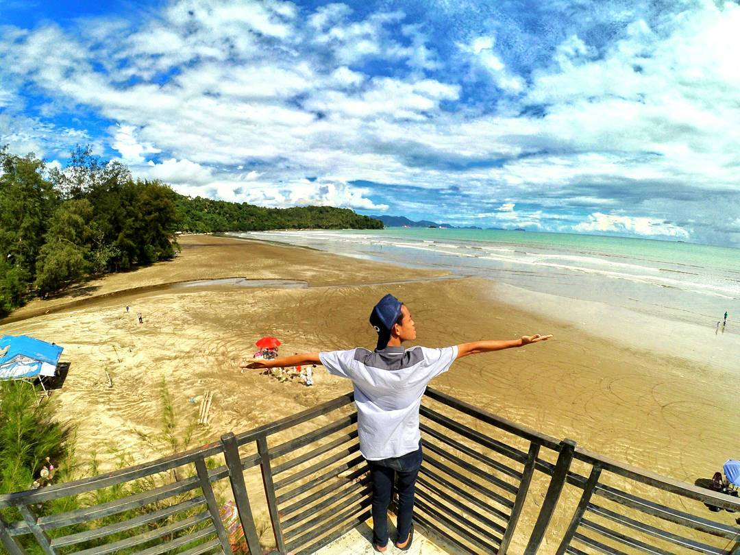 85 pemandangan pantai air manis HD