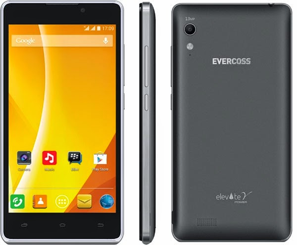 Evercoss Elevate Y Power (A75L) Android Murah 5 inch Sejutaan