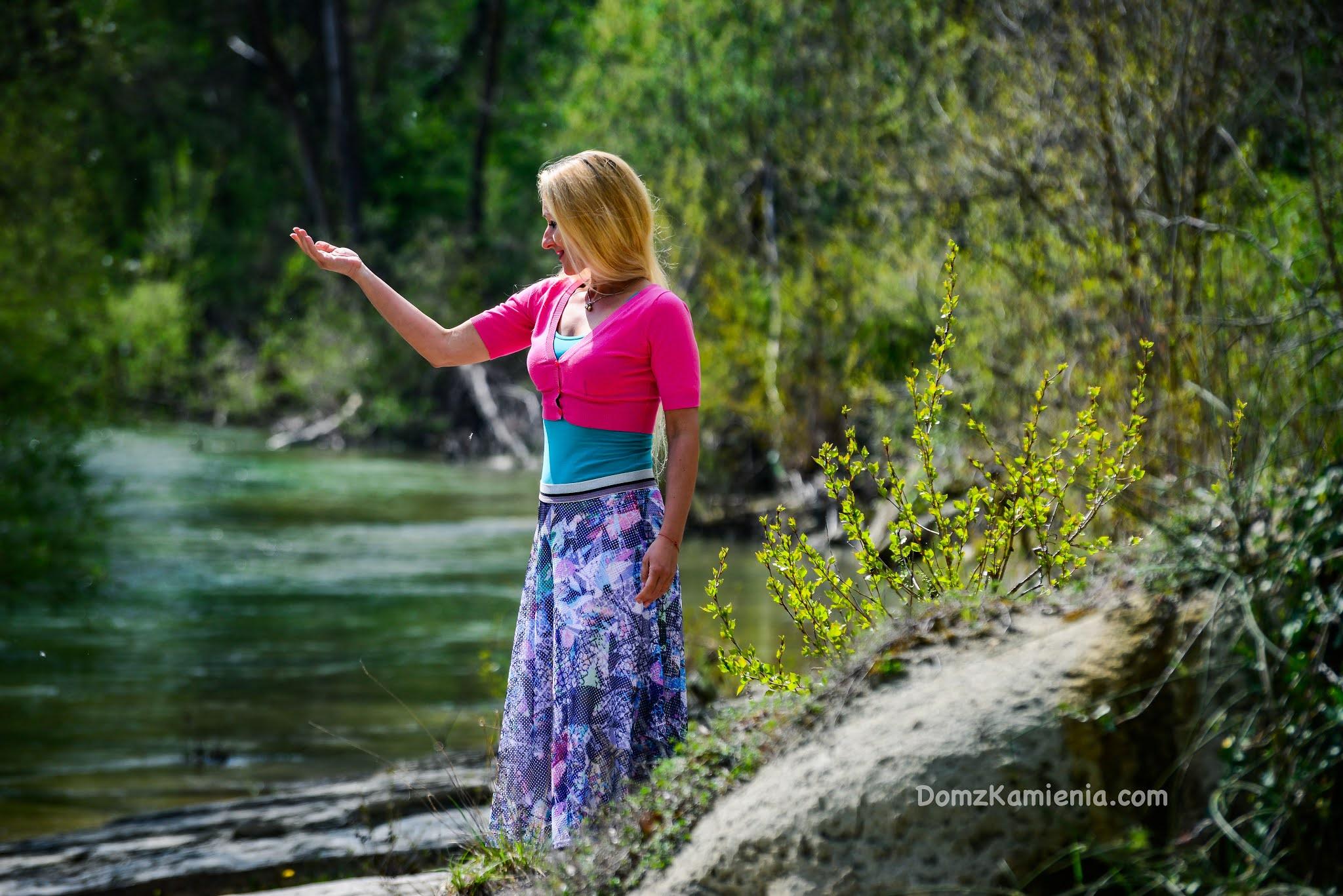 Kasia Nowacka, blogerka, Dom z Kamienia
