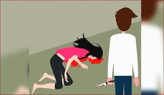 Tragis, Baru 4 Hari Menikah, Suami Tega Menggorok Leher Istrinya Sendiri Hingga Tewas