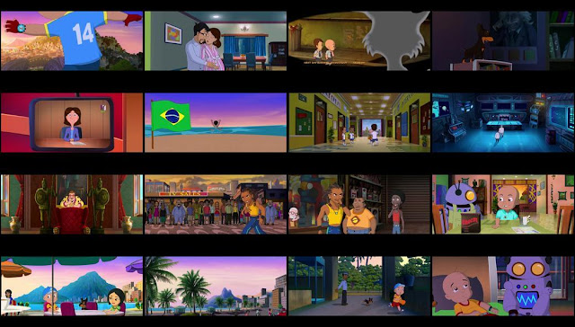 Mighty Raju Rio Calling Full Movie In HINDI [HD 720p] (2014) Watch Online