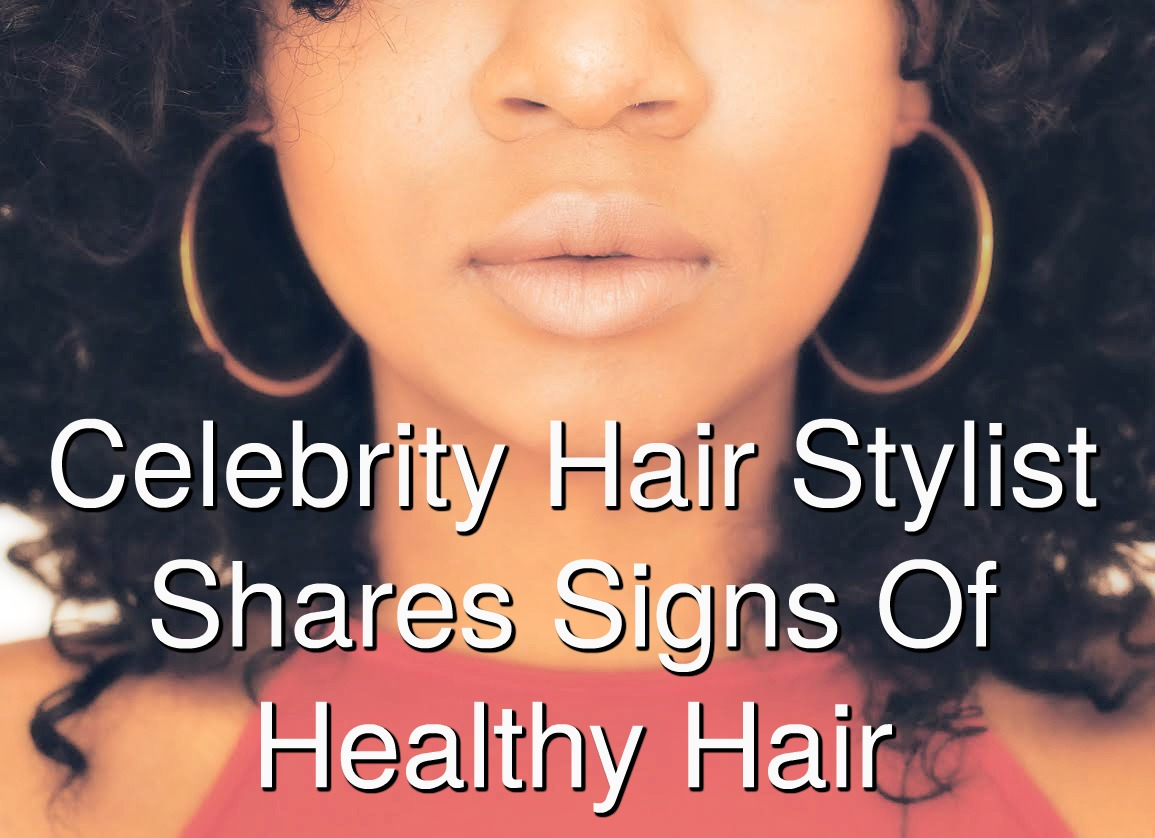 Celebrity hairstylist, Monaé Everett, shares the deets on healthy hair!