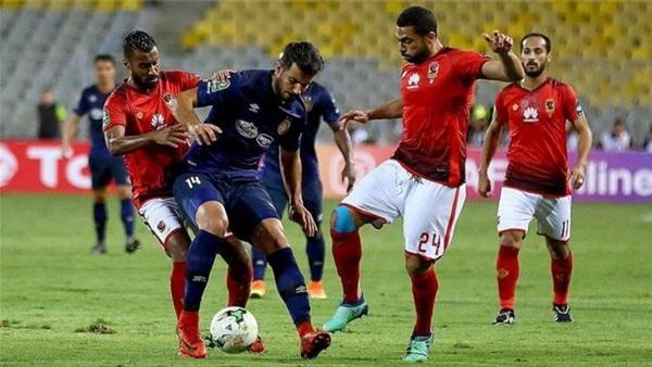 الكاف يهدد بإستبعاد الاهلى من بطولة افريقيا