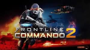Download Frontline commando 2 Android Apk + Data