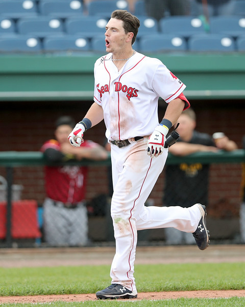 Cup of Coffee: Matheny, Dalbec power Sea Dogs to 18-run win