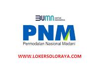 Lowongan Kerja Keuangan dan Administrasi Mikro di PNM Cabang Solo