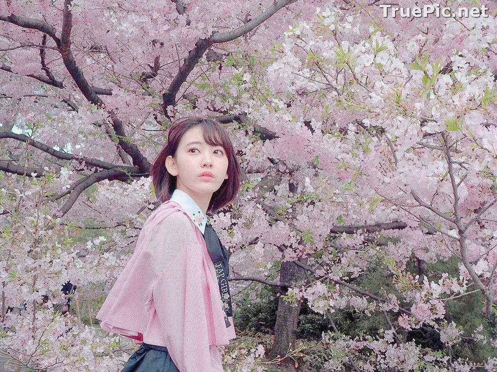 Image Japanese Singer and Actress - Sakura Miyawaki (宮脇咲良) - Sexy Picture Collection 2021 - TruePic.net - Picture-4