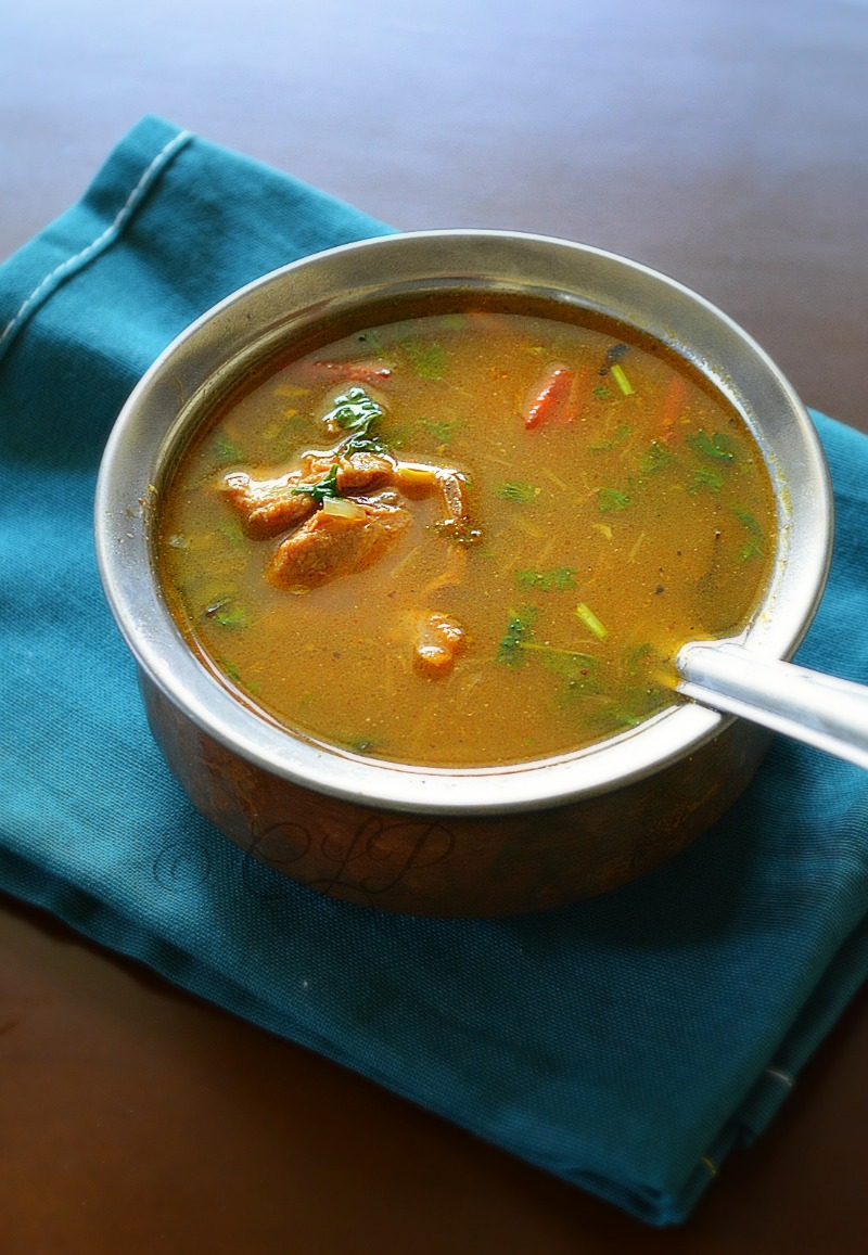 Cook like Priya: Easy Mutton Soup   South Indian Mutton ...