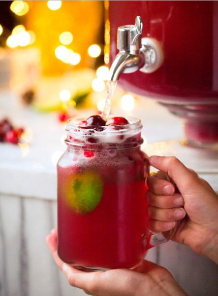 Christmas Punch #christmas #drink
