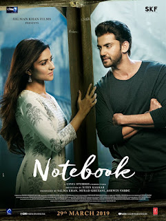 Notebook First Look Poster