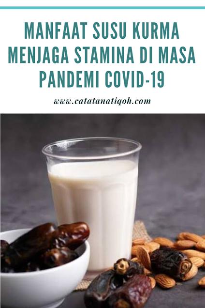 SUSU KURMA PANDEMI COVID 19