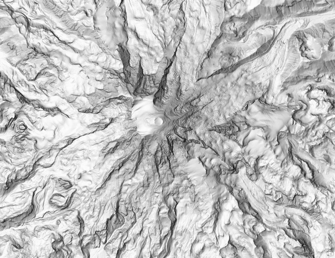 MultiDirectional Hillshade pada ArcGIS