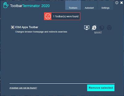 Abelssoft ToolbarTerminator 2020 7.0 Preactivated