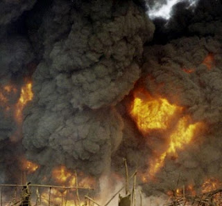 BREAKING: Early Morning BOMB Blast In Borno, Near CBN