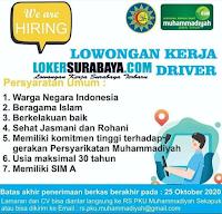 Open Recruitment at Rumah Sakit PKU Muhammadiyah Sekapuk Gresik Oktober 2020