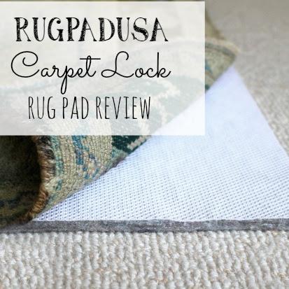 RugPadUSA Carpet Lock Rug Pad Review