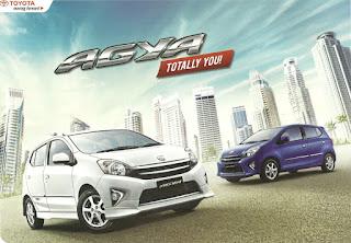 Promo Toyota Agya Bulan Maret 2016 di Kota Bogor