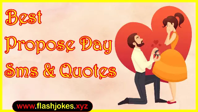 Happy Propose Day 2020 Whatsapp Status & Quotes