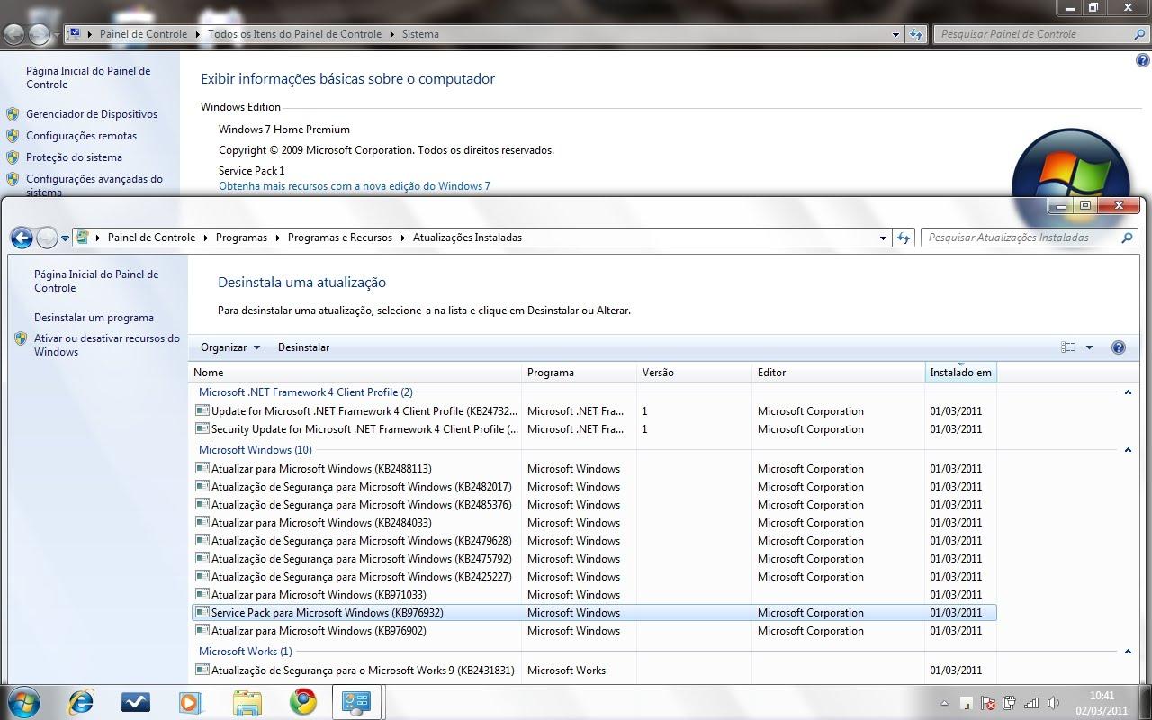 Microsoft propose un Service Pack 2 spécial pour Windows 7 ...