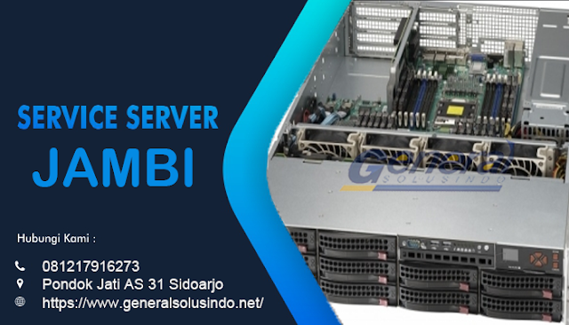 Service Server Jambi Enterprise
