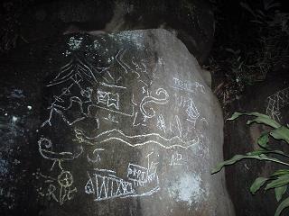 atau Air Terjun Ratahan Telu terletak pada Desa Kali Air Terjun Telu Kali Sulawesi Utara