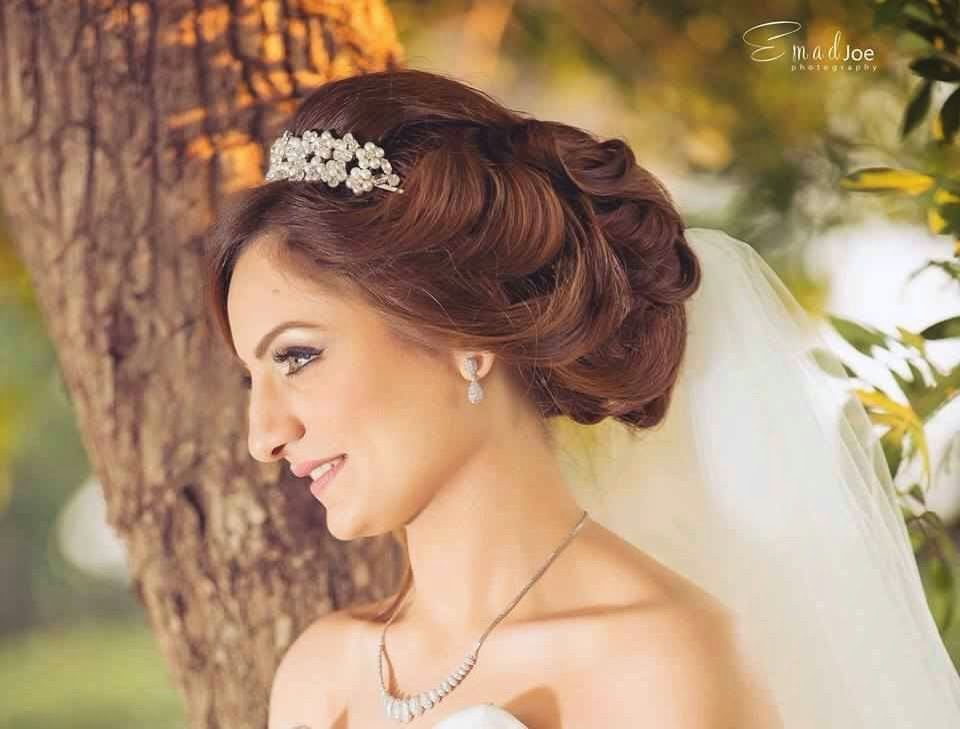 Bridal Hairstyles 2015 | Updo Hairstyles For Wedding Day By Syed ...