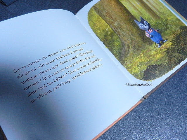 || Lou P'tit Loup est jaloux (Présentation & Avis)(Chut, les enfants lisent #27)