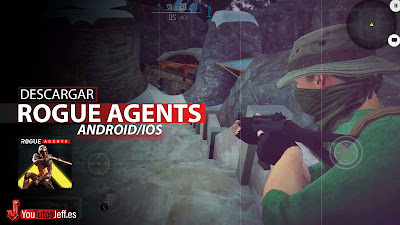 Shooter con Parkour, Descargar Rogue Agents Android o iOS