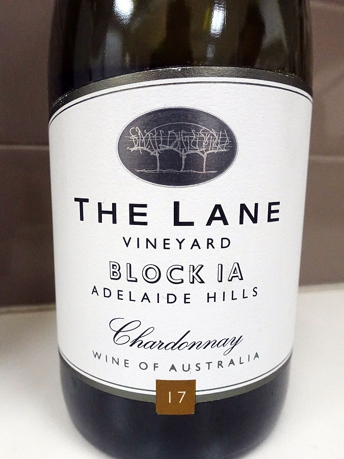 The Lane Vineyard Block 1A Chardonnay 2017 (89 pts)
