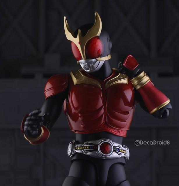 S.H.Figuarts Kamen Rider Kuuga Renewal Mighty Form
