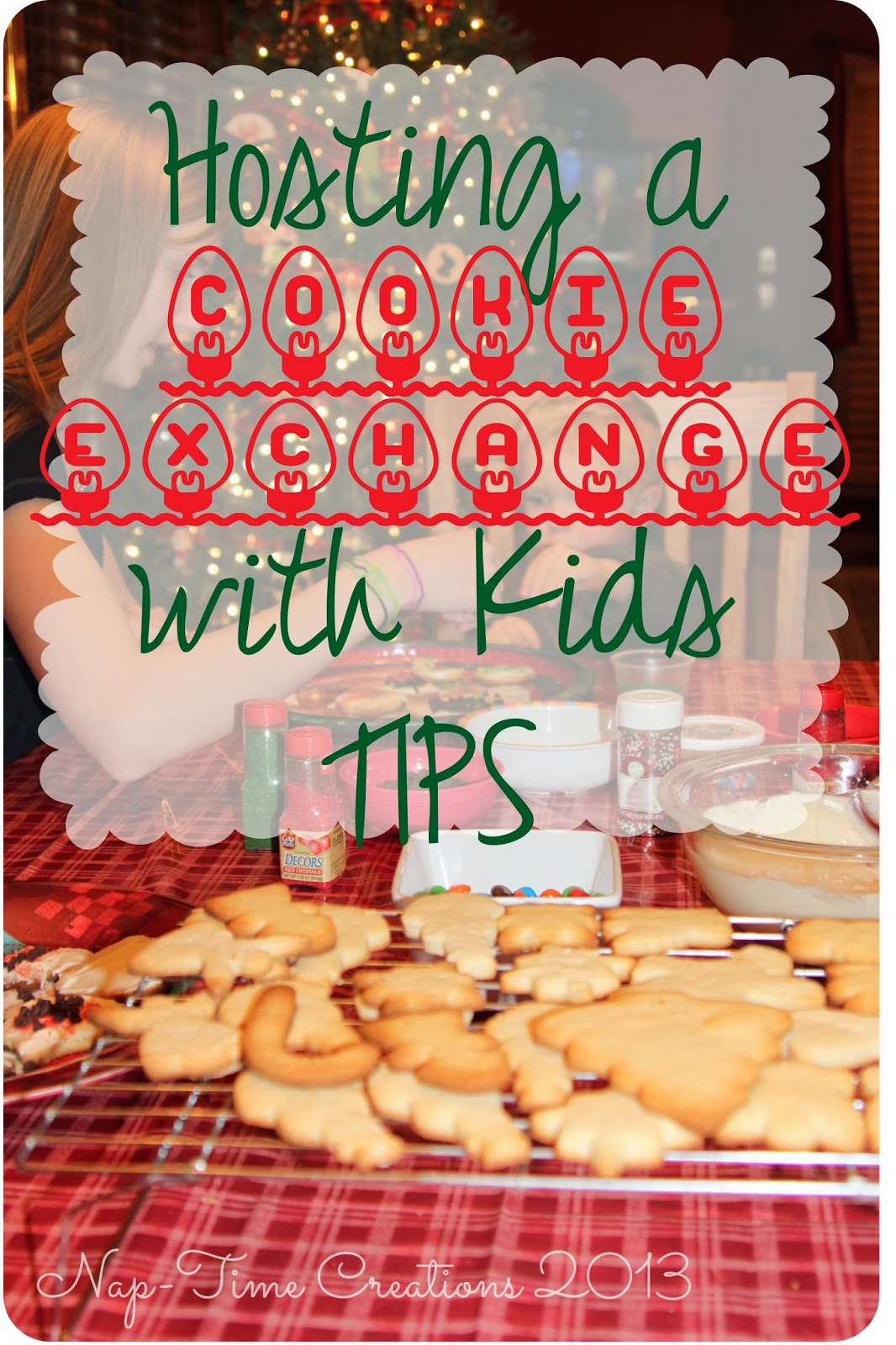 Tips for Hosting a Cookie Exchange for Kids - Kleinworth & Co