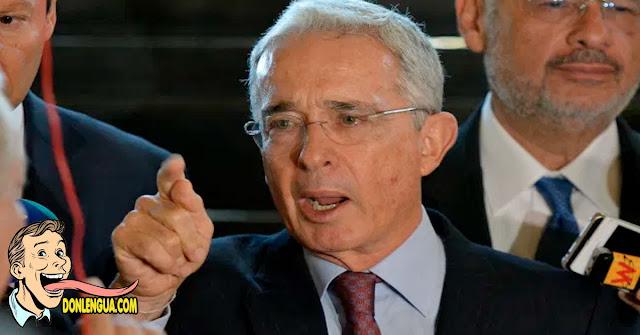 Álvaro Uribe decepcionado de la justicia colombiana por su detención