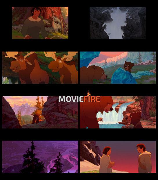 Brother Bear (2003) 1080p