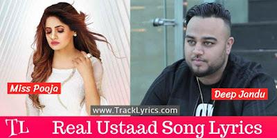 real-ustaad-lyrics