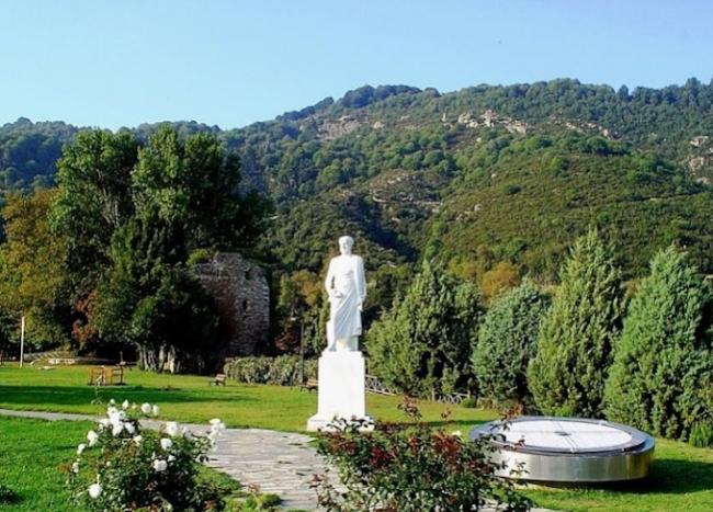 Αρχαία Στάγειρα: Ο τόπος γέννησης του Αριστοτέλη σε ένα μαγευτικό βίντεο από ψηλά