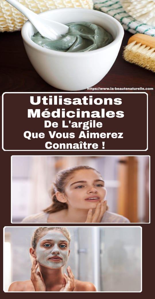 Utilisations Médicinales De L'argile Que Vous Aimerez Connaître !