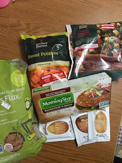 Vegan Food Haul