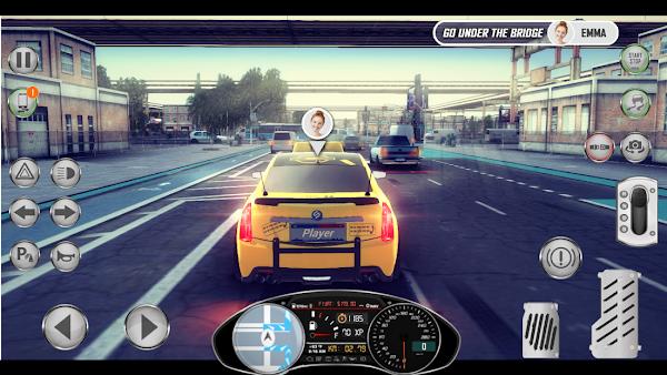 Taxi: Revolution Sim 2019 Hileli APK v0.0.3