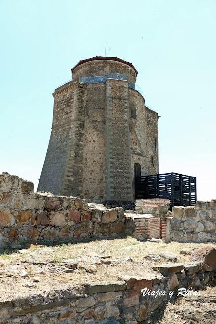 Castillo de los Duques de Alba, Alba de Tormes