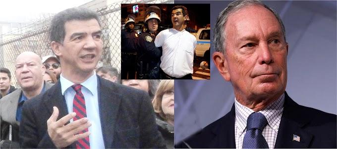 Concejal dominicano arrestado en gestión de ex alcalde Bloomberg acepta disculpa por represión  a minorías