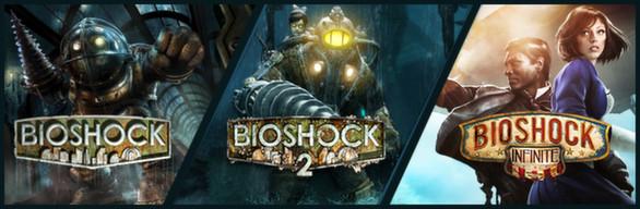 Programa 10x01 (23-09-2016) 'Recordando la saga Bioshock' Bioshock