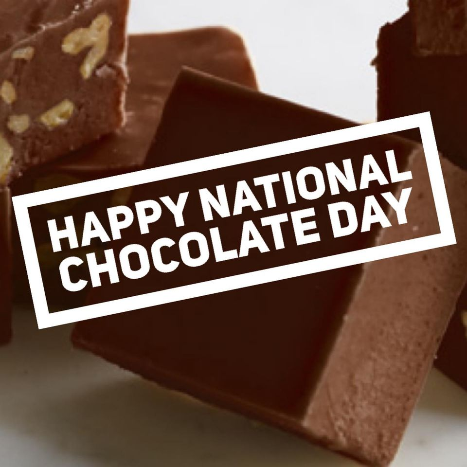 National Chocolate Day Wishes Images download