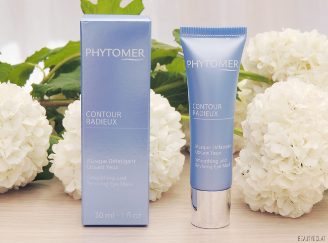 Phytomer Contour Radieux Masque défatiguant lissant yeux