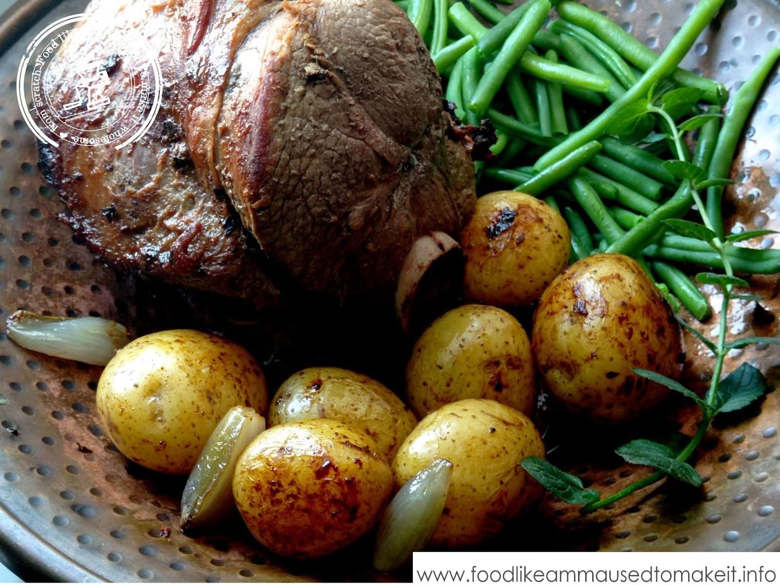 Easy Lamb Pot Roast Recipe